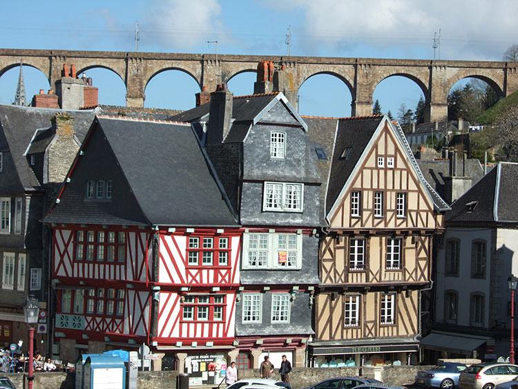 Brittany - Walking Around France